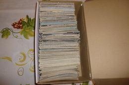 LOT DE 800 CPSM  De FRANCE (3.6kg) - Cartes Postales