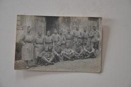CARTE PHOTO 128 REGIMENT - Regiments