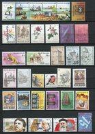 Belgique - Année Complète - YT N° 2273 à 2311 Manque 2282 Et 2287  - Neuf Sans Charnière - 1988 - Années Complètes