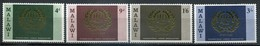 Malawi Mi# 106-9 Postfrisch/MNH - ILO - Malawi (1964-...)