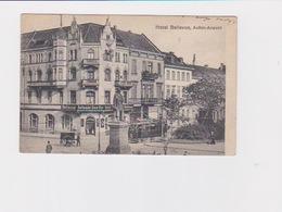 KREFELD CREFELD HOTEL BELLEVUE - Krefeld