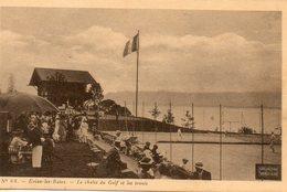 évian  Les  Bains -   Le  Chalet  Du  Golf  Et  Tennis. - Evian-les-Bains