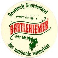 Nederland. Bartlehiemer. Brouwerij Noorderland. Het Nationale Winterbier. - Sous-bocks