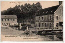 Saint-Félix-Usine A.AUTIN - France