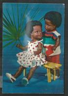 Carte Sonore Allain, Poupées Noires, Black Dolly, Muñecas Negras - A Systèmes