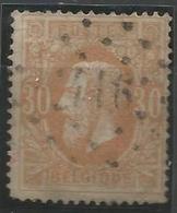 BELGIQUE - Oblitération(s) LP416 ANVERS (BASSINS) - Postmarks - Points