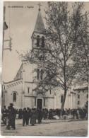 30 St-AMBROIX L'Eglise (très Animée) - Saint-Ambroix