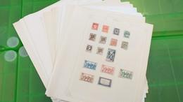 Lot N° TH.326. COLONIES FRANCAISE Collection Sur Pages D'albums Neufs X Ou Obl. - Collezioni (in Album)