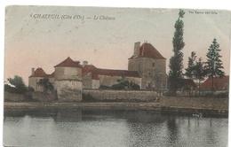 Chazeuil : Le Château (Editeur Vve Karrer, Dôle) - Other Municipalities