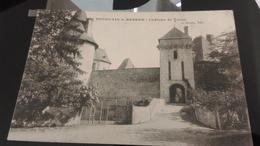CPA -  ST POURCAIN SUR BESBRE -  Château De Toury - Andere Gemeenten