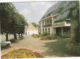 CP Bonnetable L'Hôtel De Ville 72 Sarthe - Bonnetable