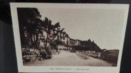 CPA - 13398. MONNETIER  - Hôtel Bellevue - Autres Communes