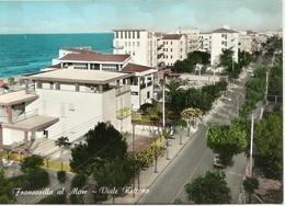 FRANCAVILLA AL MARE (CHIETI) - VIALE NETTUNO - VIAGGIATA 1963 - Otras Ciudades
