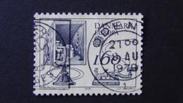 Denmark - 1979 - Mi:DK 687, Sn:DK 652, Yt:DK 688 O - Look Scan - Usati