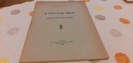 IL CONCETTO DEL DIRITTO E LA PLURALITA' DEGLINORDINAMENTI GIURIDICI- CAMMARATA 1926 - Diritto Ed Economia