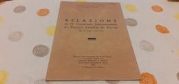 RELAZIONE AL IV CONGRESSO INTERNAZIONALE DI DIRITTO PENALE DI PARIGI- MARIO PUGLIA- 1937 - Diritto Ed Economia