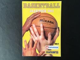 Basketball Jaarboek 1984 - Livres