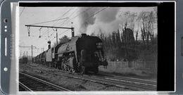 CHAGNY NEGATIF  LOCOS VAPEUR - Trains