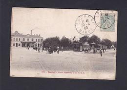 Epernay (51) Gares D' Epernay Et Du C.B.R. ( Gare CBR Rep & Filliette  Ref. 41270) - Epernay