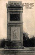 14830       PROYART   LE MONUMENT ELEVE AUX ENFANTS DE PROYAT MORTS POUR LA PATRIE - Other Municipalities
