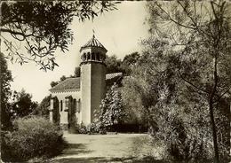 """CP De CAVALERE """" La Chapelle """" ( Le Lieu-dit Cavalière Entre Le Lavandou Et Le Rayol-Canadel-sur-Mer ) - La Crau"""