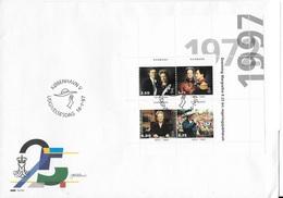 DANEMARK - Enveloppe De 1997 - Dänemark