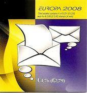CYPRUS, 2008, BOOKLET 32, Europa, Mi MH11 - Zypern