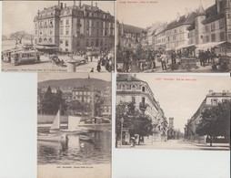 Lot (2) Neuchâtel - NE Neuchatel