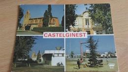 CSM  - CASTELGINEST - France