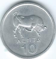 Greece - 1978 - 10 Lepta - KM113 - Grecia
