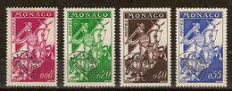 (Fb).Monaco.Preobliterati.1960.Serie Completa Nuova,gomma Integra,MNH (23-20) - Préoblitérés