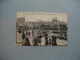 CASABLANCA  -  Les Quais Et Les Remparts   -  MAROC - Casablanca