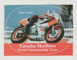 Sticker Motor: Yamaha Marlboro World Championship Team Alan Carter - Pegatinas