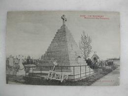 LE BOURGET - Monument Des Prussiens - Monuments Aux Morts