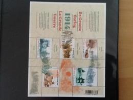 BL220** De Grote Oorlog. - Blocks & Sheetlets 1962-....