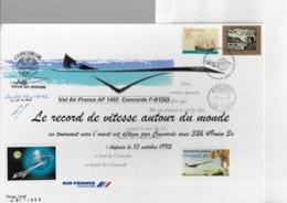 CONCORDE VARIUS DOCUMENT SEE SCAN - Concorde