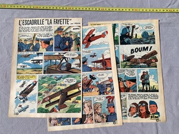 HISTOIRE COMPLETE L ESCADRILLE LA FAYETTE FEDOR AVIATEUR - Collections