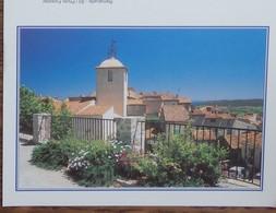 Petit Calendrier De Poche 2002 La Poste Remiremont - Ramatuelle - Calendars
