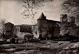 Dep 63 , Cpsm Chateau De RAVEL ,1 , Près De Lezoux , Entrée Principale   (18747) - Autres Communes