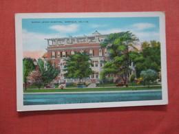 Sarah Leigh Hospital   Virginia > Norfolk Ref 3995 - Norfolk