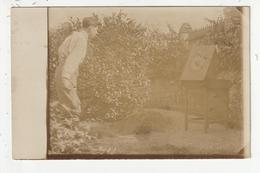 CARTE PHOTO - JOUEUR DE FLECHETTES - Postcards