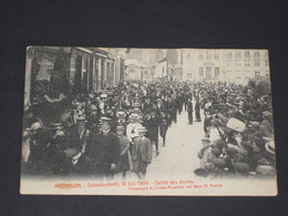 MECHELEN - Schooloptocht 1909 - Malines