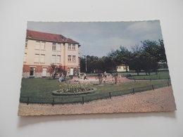 PAS DE CALAIS - LENS - N°553 - HÔPITAL - Jardin - Lens