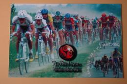 CYCLISME: CYCLISTE : TRO BRO LEON 2000 Format :14 X 21 - Ciclismo