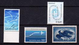 Luchtpost En Court - Briefmarken