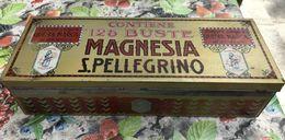 MAGNESIA S. PELLEGRINO 125 BUSTE VINTAGE - Latas