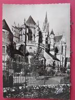 Senlis - Cathédrale Notre Dame - L'abside - Carte Maximum 1958 Premier Jour - R/verso - Senlis