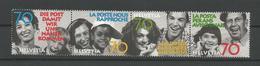 Switzerland 1997 The Post Strip Y.T. 1551/1554 ** - Switzerland