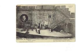Cpa - Carcassonne - Théatre Antique De La Cité - Les Burgraves De Victor Hugo Le 25/07/1909 - M. MAGNAT - Carcassonne
