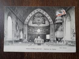 L27/811 Villiers-le-Bacle . Intérieur De L'Eglise - France